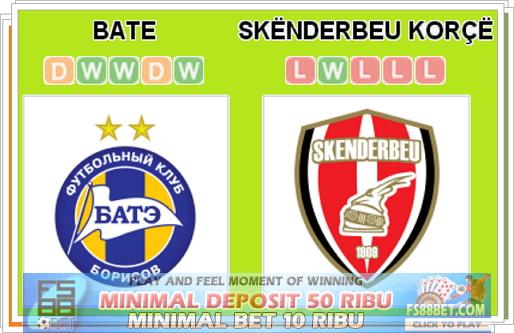 Prediksi BATE Borisov vs Skenderbeu 16 Juli 2014 | Skor Online