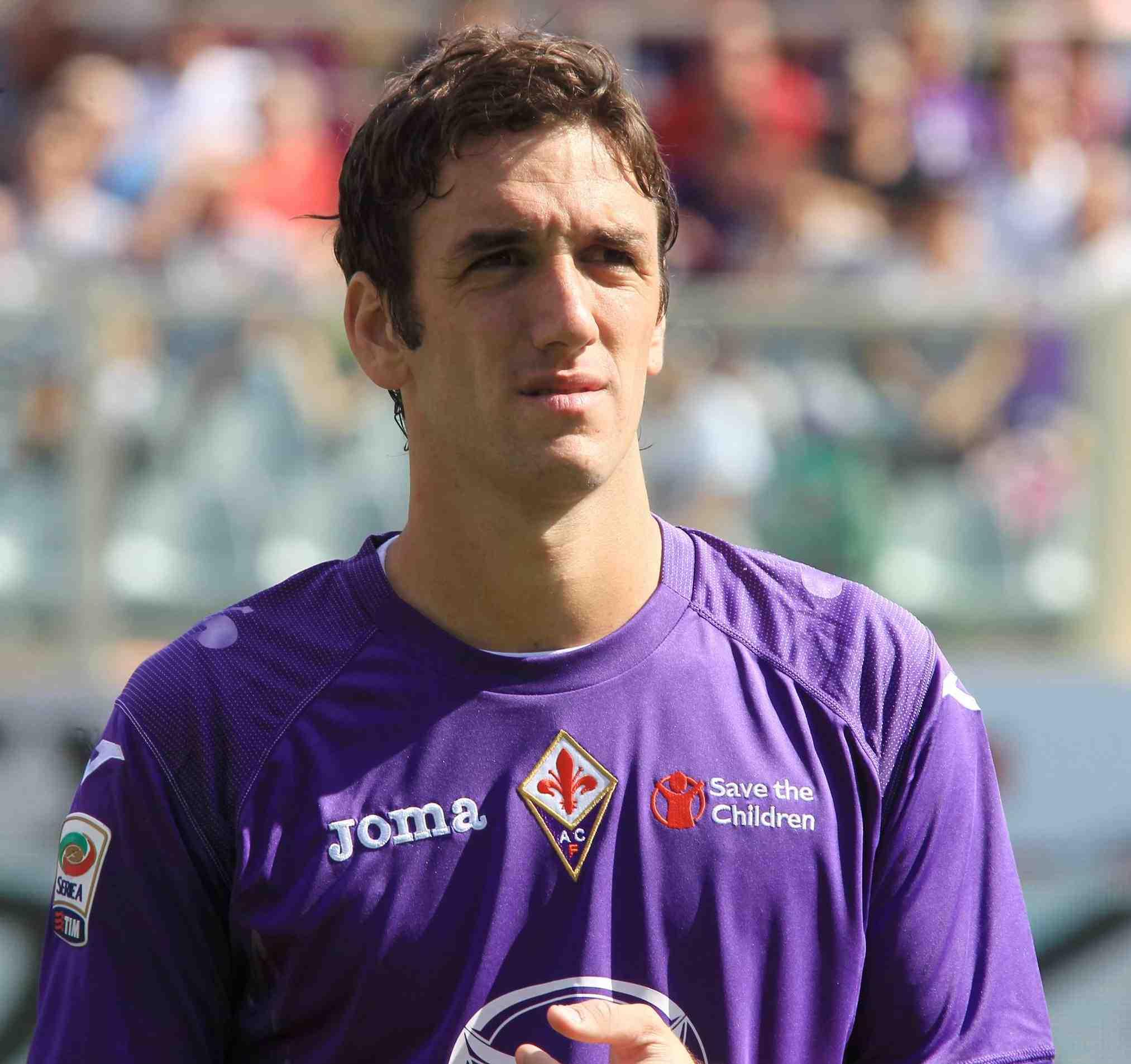 Fiorentina Perpanjang Kontrak Gonzalo Rodriguez Hingga 2017
