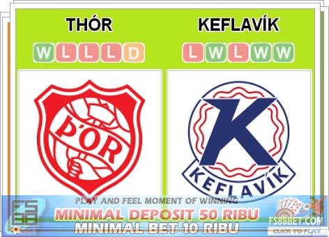 Prediksi Thor vs Keflavik 21 Juli 2014