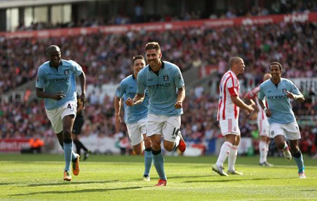 Prediksi Manchester City vs Stoke City - Kupas Bola Terbesar