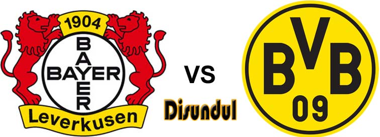 Leverkusen Dengan Dortmund