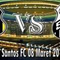 Novorinzontino vs Santos FC 08 Maret 2018