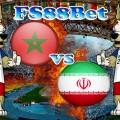Prediksi Maroko vs Iran 15 Juni 2018
