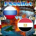 Prediksi Rusia vs Mesir 20 Juni 2018