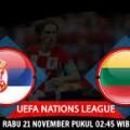 prediksi-serbia-vs-lithuania-21-november-2018