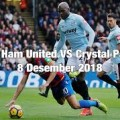 prediksi-skor-west-ham-united-vs-crystal-palace-08-desember-2018